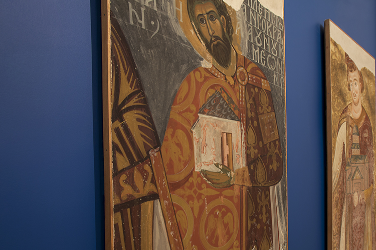 "Exibition ""Saint Sava of Serbia"", Historical museum of Serbia"